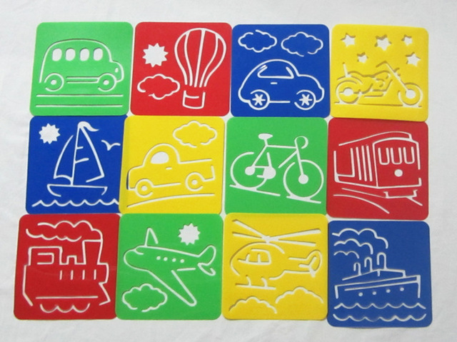 640x479 Free Shipping ,transport Vehicle Ship Theme Kids Plastic Picture