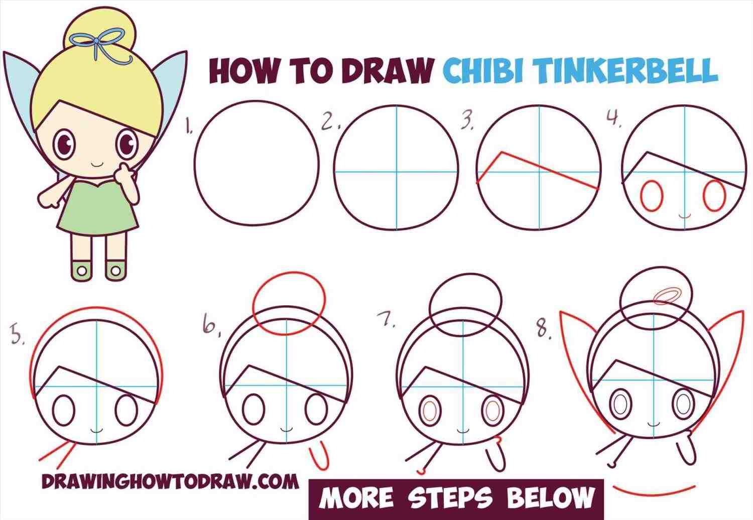 1500x1036 The Images Collection Of Step Drawings Disney Characters Ways