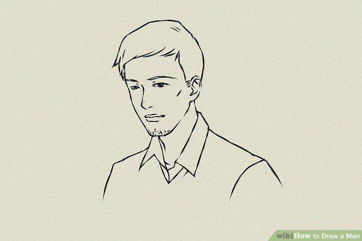 728x485 4 ways to draw a man