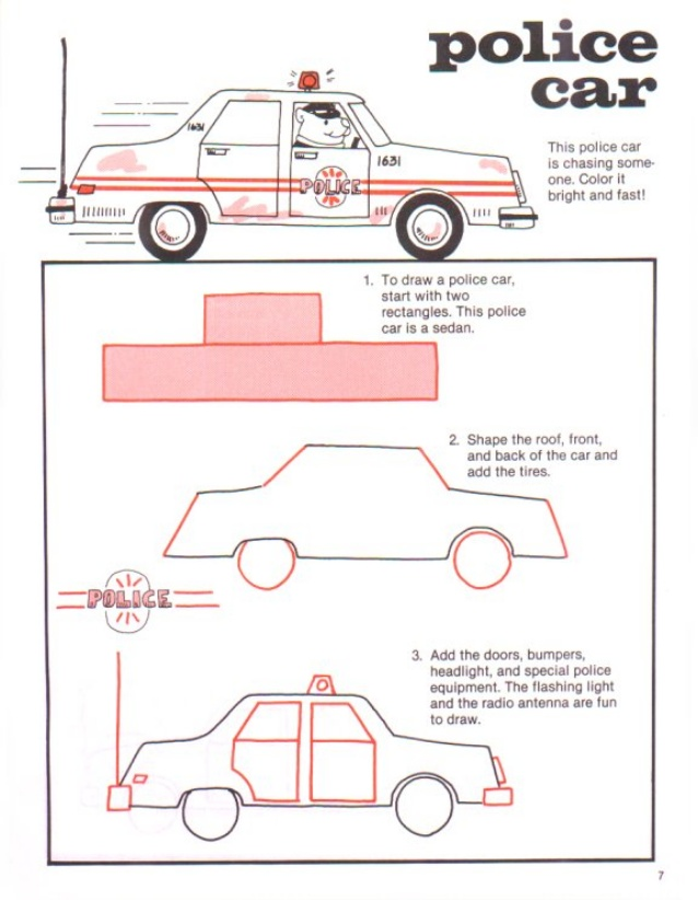 638x822 How To Draw Cars Amp Trucks Draw Transporters S By S