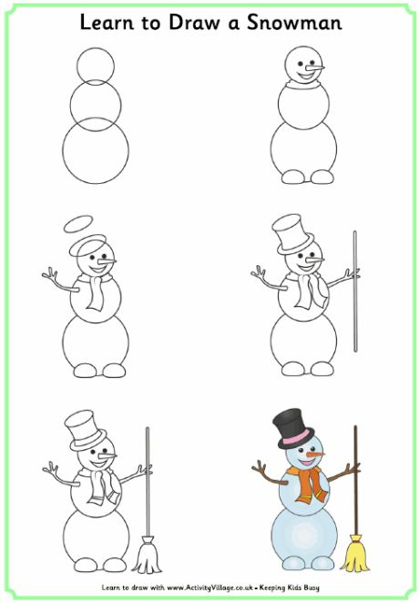 step drawing for kids pinterest 460x662 keep calm and carry on teaching - Christmas Drawings Step By Step