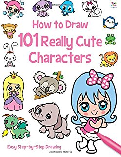 248x320 How To Draw Cute Animals Amazon.co.uk Erik Deprince