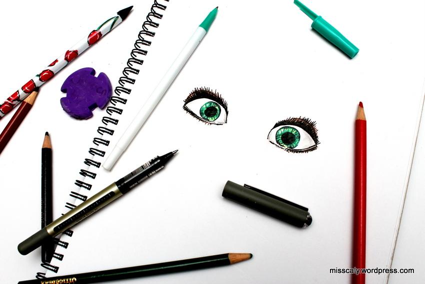 850x567 How To Draw Rapunzel's Eyes! Step By Step Tutorial