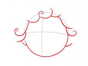 302x226 How To Draw How To Draw Merida, Brave, Princess Merida