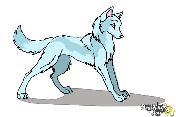 600x400 How To Draw Anime Wolves