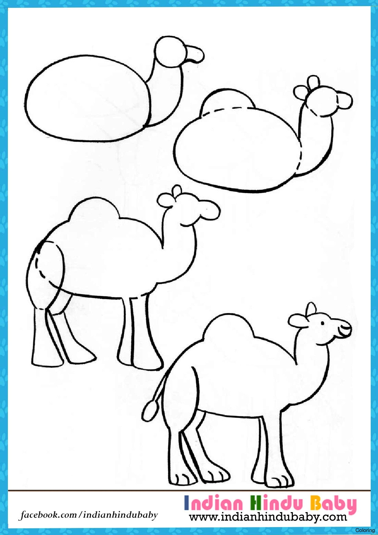 1240x1754 How To Draw A Dog Step By For Kids Drawing Art Litle Pups Coloring