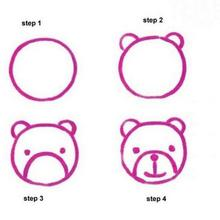 220x220 How To Draw Easy Animals