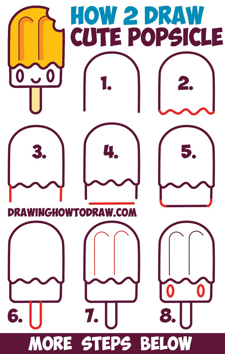 736x1158 Photos Things To Draw For Kids,