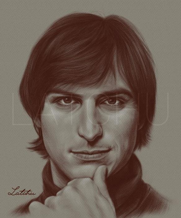 583x700 Steve Jobs Latchu