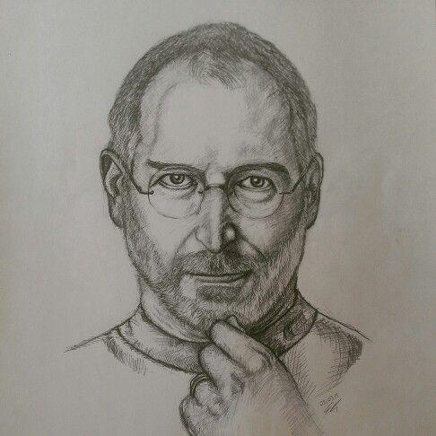 486x486 Steve Jobs Kara Drawings Steve Jobs