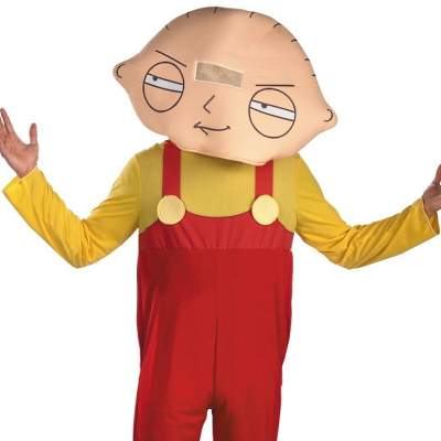 400x400 Stewie Griffin Family Guy Costume