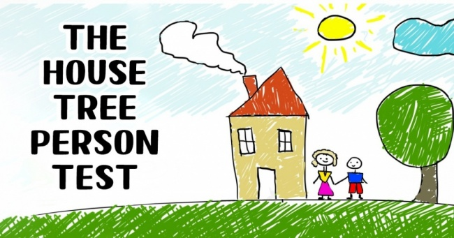 650x341 House Tree Person Test Will Determine Your Personality