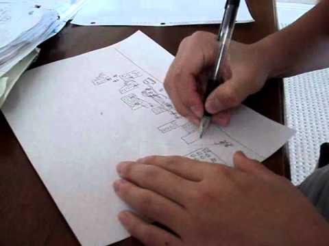 480x360 10 Minutes Stick Figure War Drawing Fast Forward.