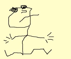 300x250 Stickman Poorly Drawn