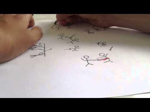 480x360 How To Draw A Stickman War