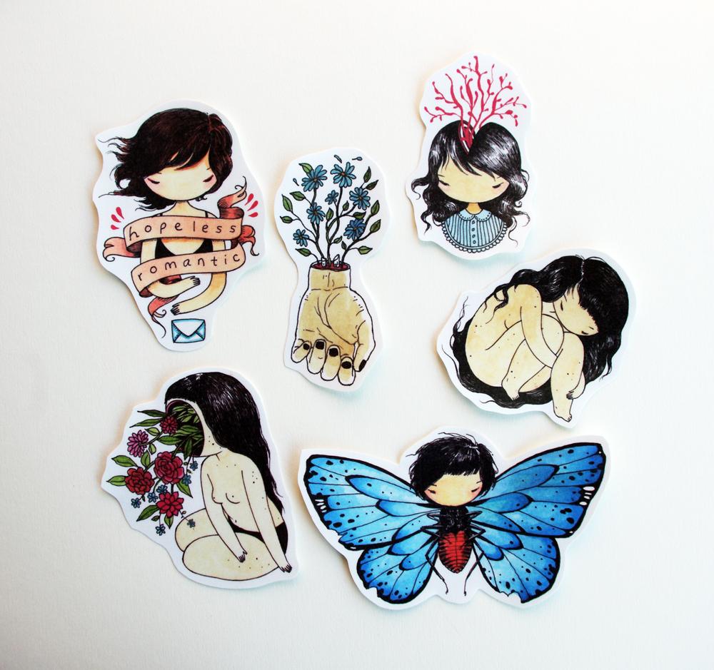 1000x939 Latest Sticker Batch! Make Your Own! Stasia's Studio