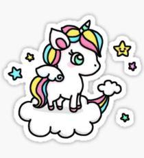 210x230 Unicorn Drawing Stickers Redbubble