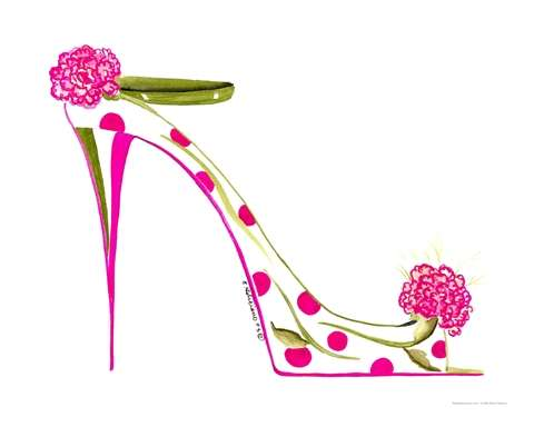 480x384 Pink Carnation Floral Stiletto Elena Feliciano Httpsummamamas