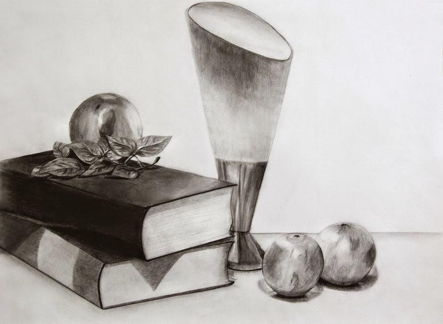 900x658 Drawings Drawing Still Life