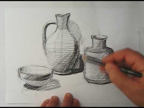 480x360 Drawing Still Life