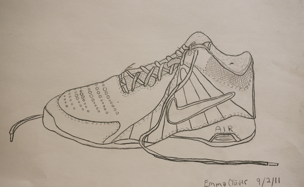 Contour Line Drawing In Art : Still life contour drawing at getdrawings free for personal