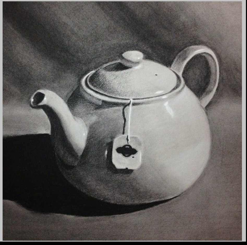 Still Life Pencil Drawing at GetDrawings.com   Free for ...
