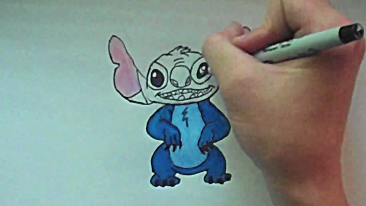 Stitch Drawing At Getdrawings Com Free For Personal Use Stitch