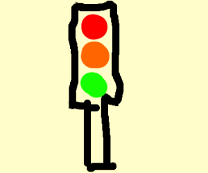 300x250 Traffic Light
