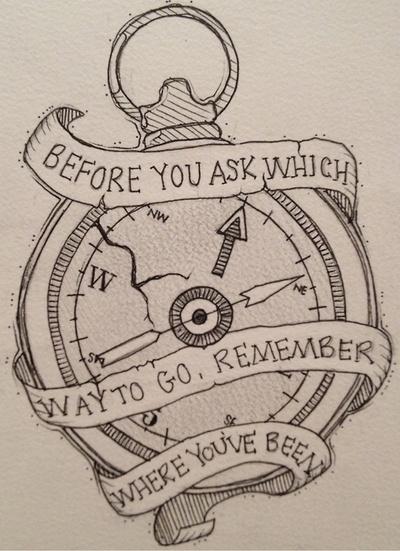 400x551 Stop Watch Tattoo Design Inspirational Ink Watch