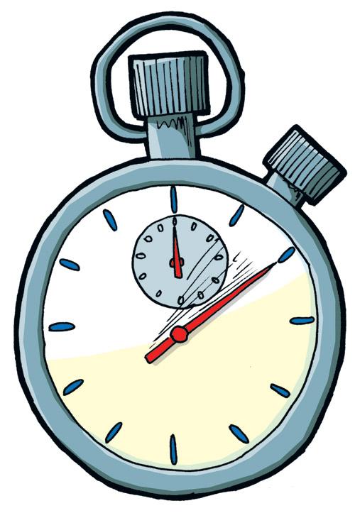 500x723 Stopwatch