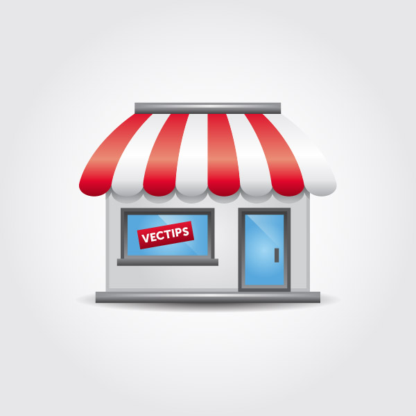 600x599 Create A Simple Storefront Icon