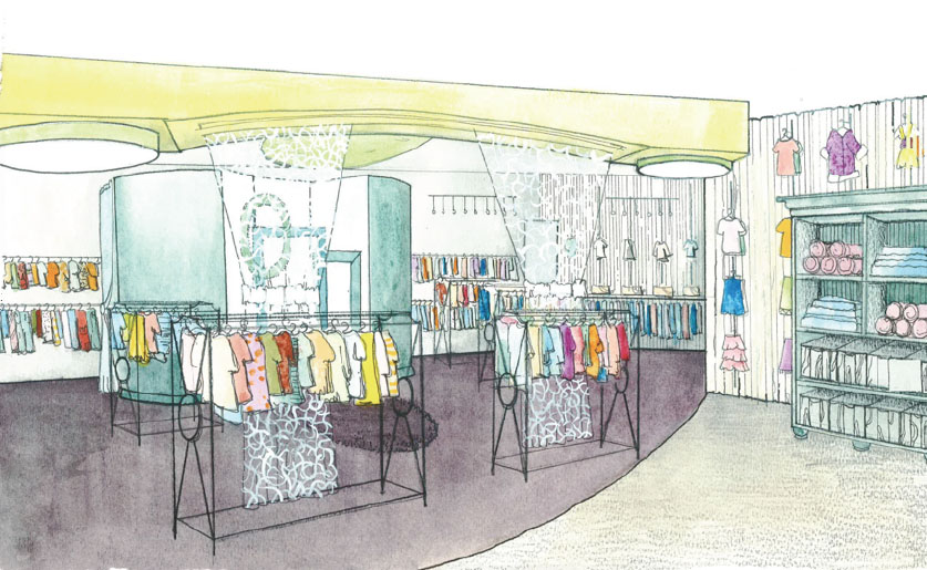 837x515 Image Result For Cath Kidston Store Sketch Image Inside