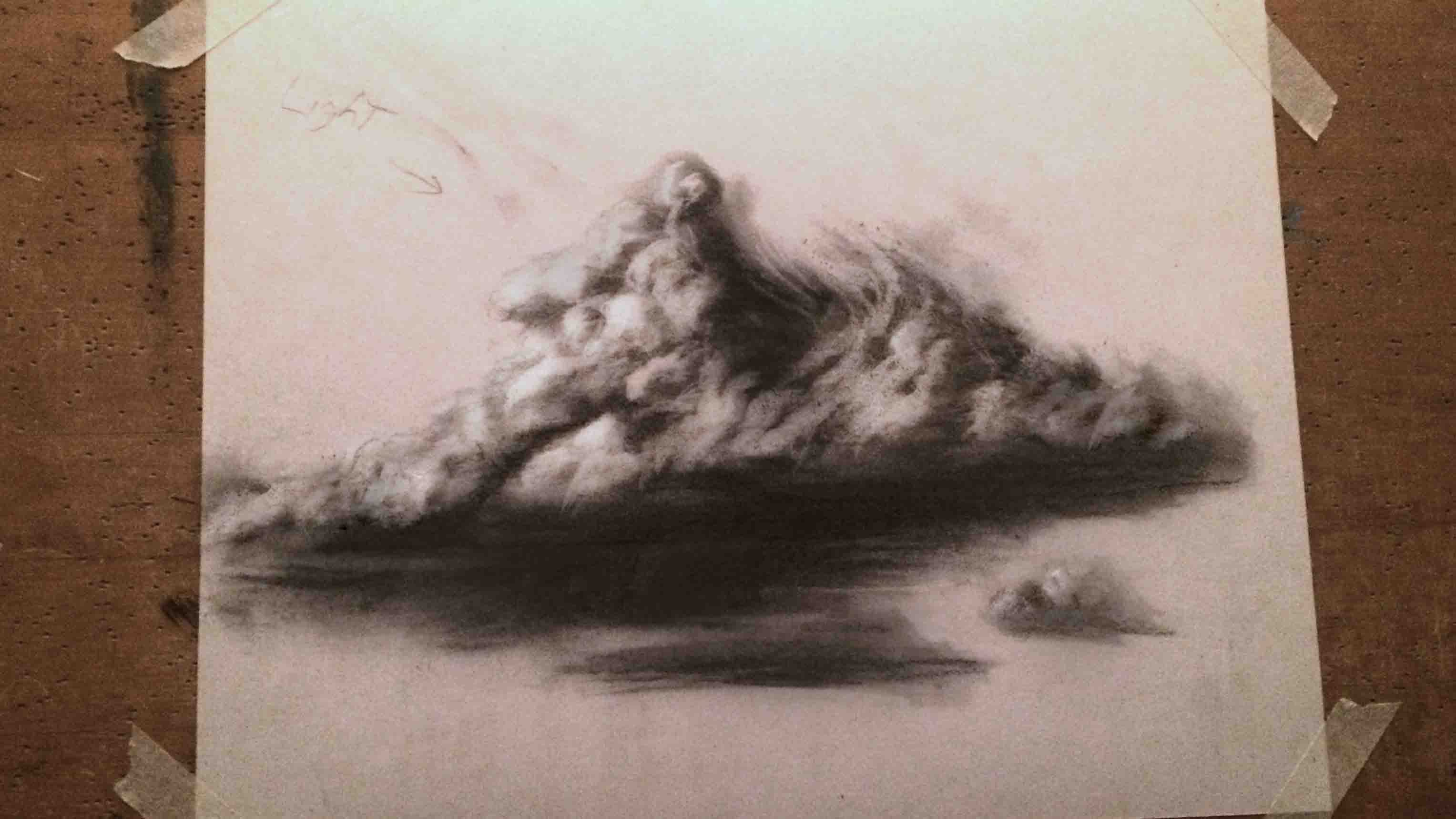 3055x1718 How To Draw A Realistic Cloud (A Basic Tutorial For Beginners