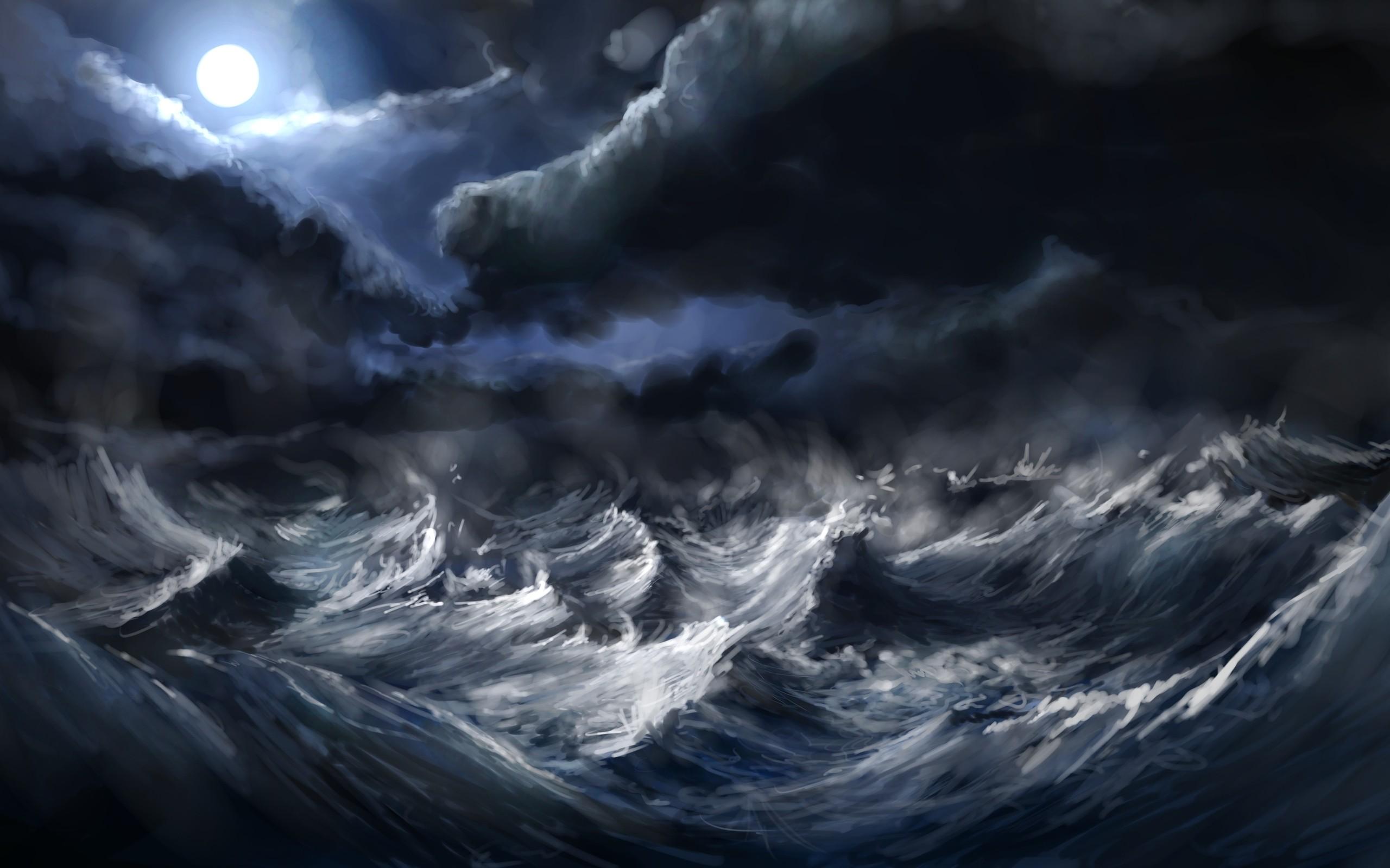 2560x1600 Calm Amidst The Storm, Praying Matterofprayer