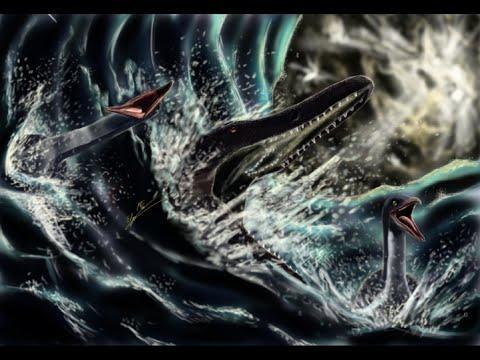 480x360 Speed Drawing Sea Storm