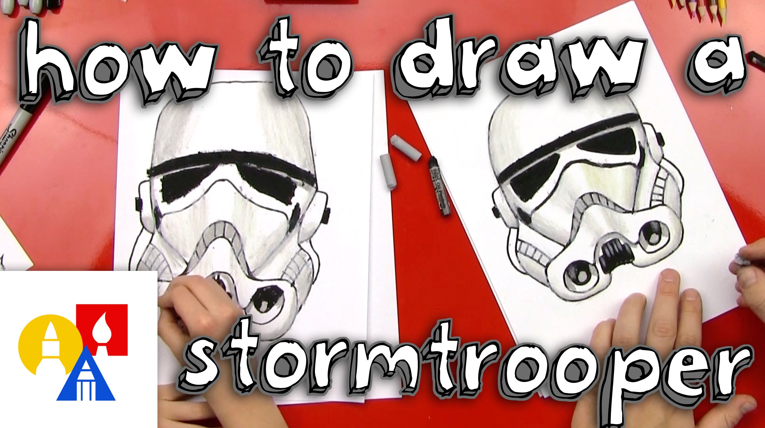 2463x1381 How To Draw A Stormtrooper Helmet