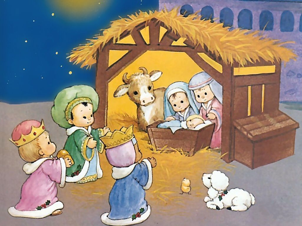 1024x768 Drawing Amp Painting Christmas Story Lx, Picture Nr. 39204