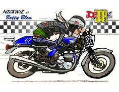 236x183 Pin By Ger On Bike Caricatures Valentino Rossi