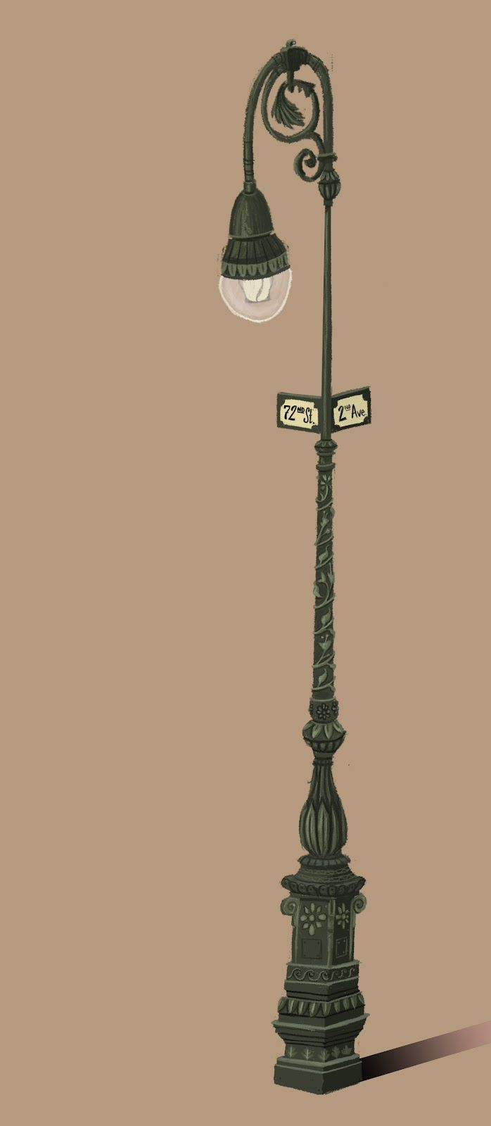 698x1600 Sharackula Gramercy Park Inspired Street Lamp (Copyright Matthew