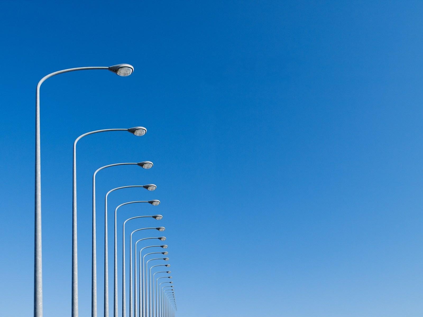 1600x1200 Street Light Poles