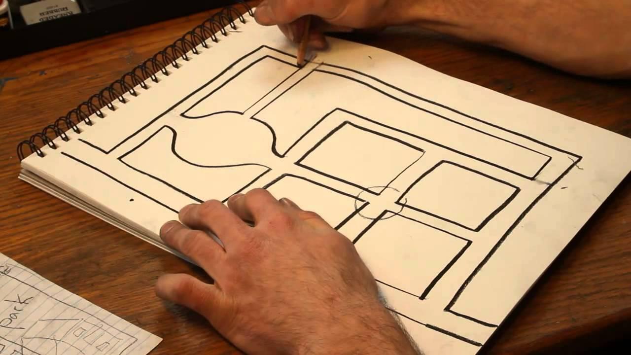 1280x720 How To Draw Street Maps