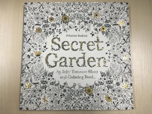 640x480 Secret Garden An Inky Coloring Books For Children Adults Stress