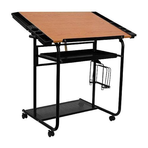 500x500 Adjustable Student Table