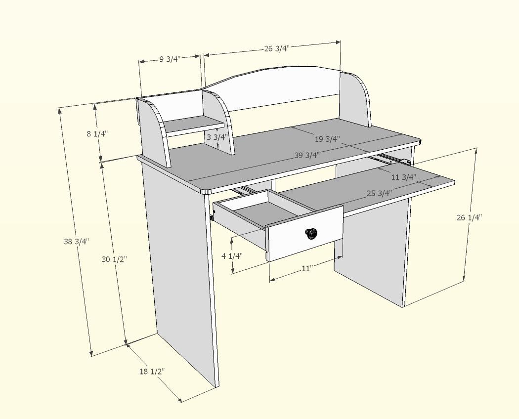 1050x848 Nexera Alegria Student Desk N 5642