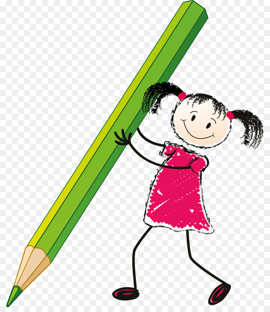 900x1040 Cartoon Student Drawing Clip Art