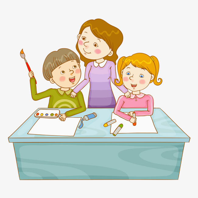 650x651 Painting Class, Teacher, Student, Draw Png Image And Clipart