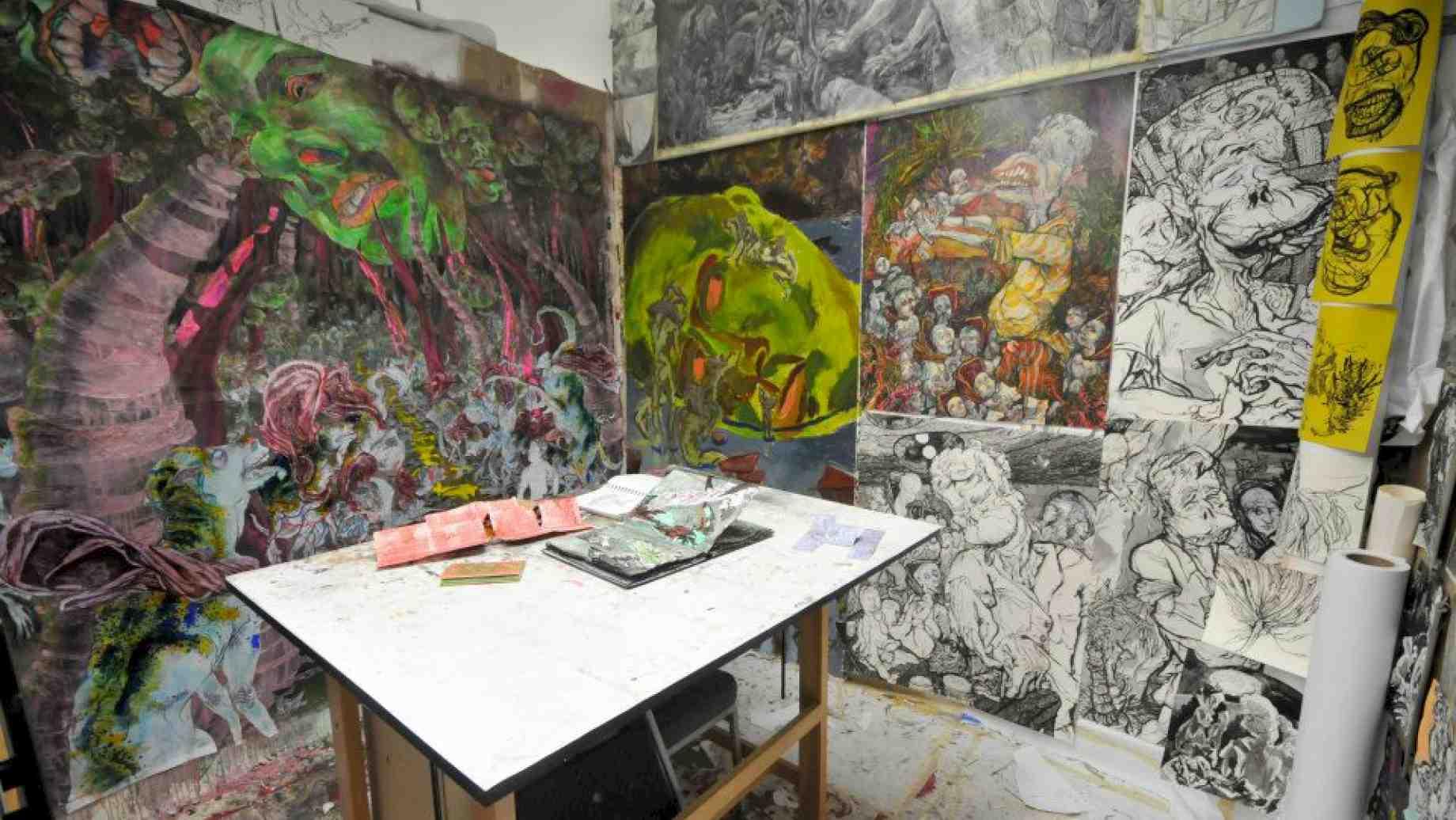 1840x1036 Drawing Programs Amp Degrees School Of Art + Art History