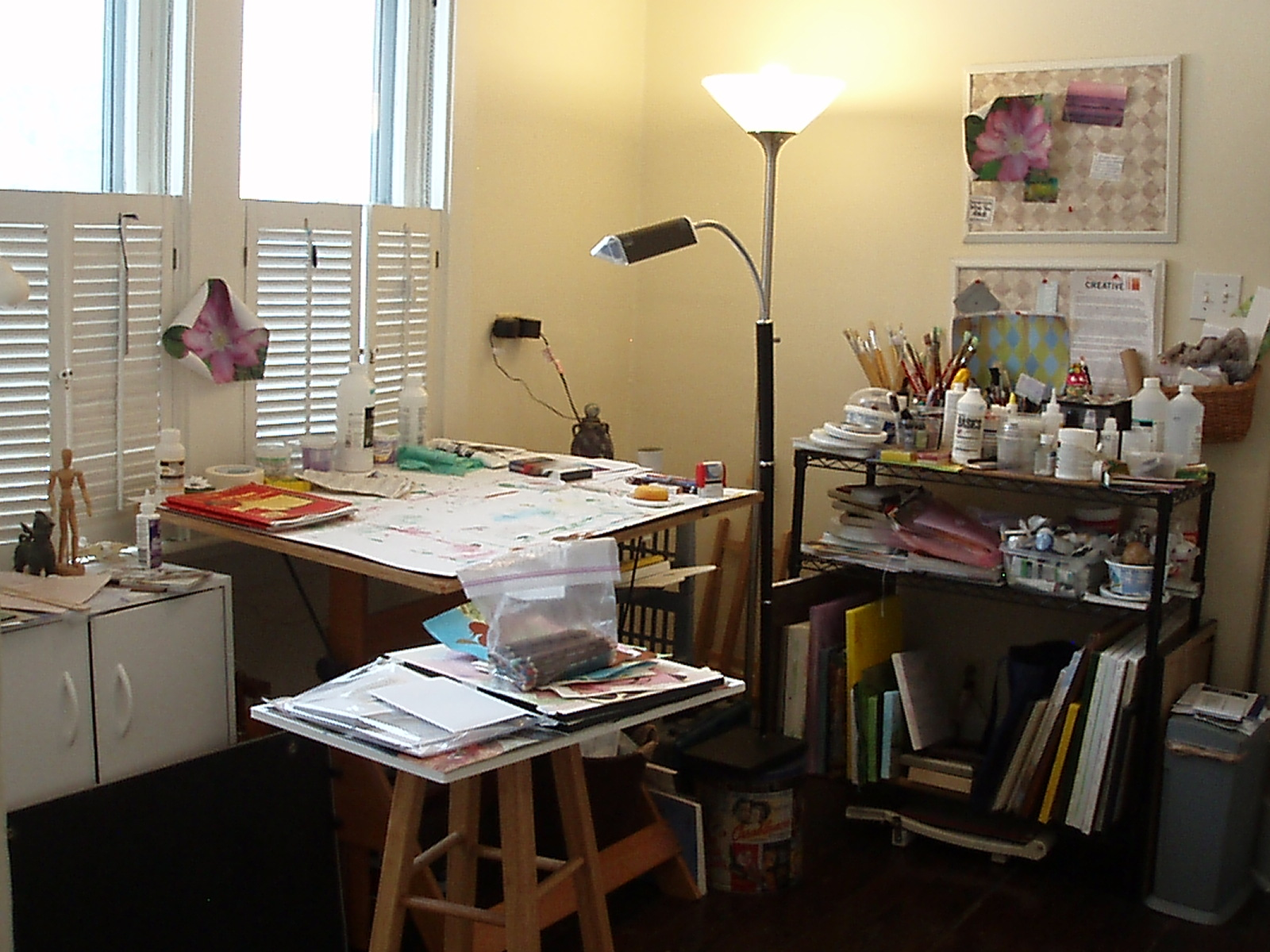 1600x1200 Painting Studio With A View Life Needs Art By Karen Koch