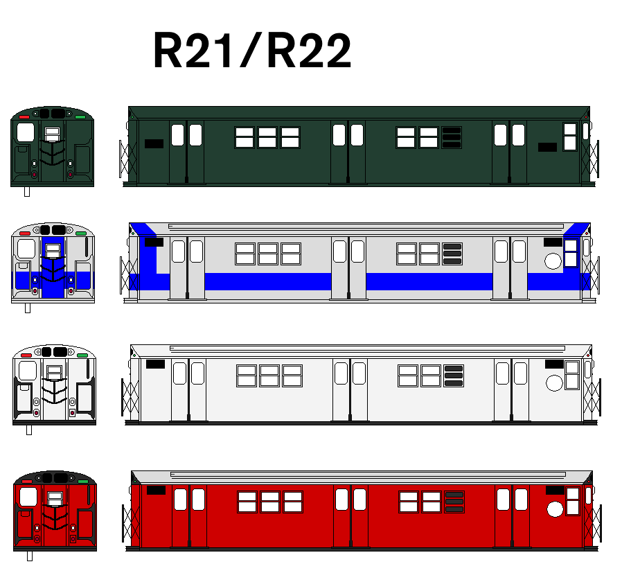898x840 The R21r22 Subway Cars Used For Irt Subway, A Divison Of The New