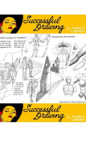 288x480 Andrew Loomis Successful Drawing By Drawing Tips From Artpublicis